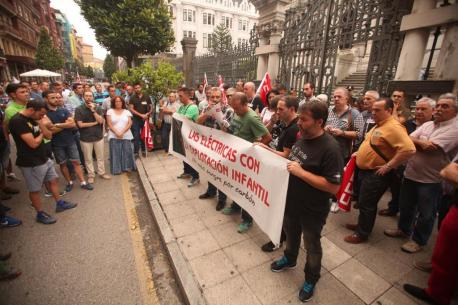 Podemos Asturies solicita un Plenu estraordinariu pa esixir al Gobiernu asturianu que tome un papel activu nel conflictu del Pozu Zarréu