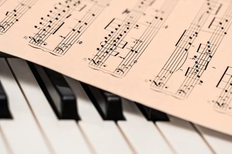 Música pianu