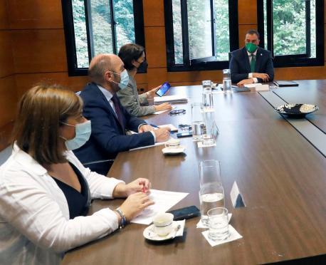 Negociación reforma del Estatutu d'Autonomía Gobiernu-FSA