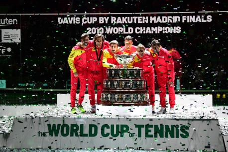 Pablo Carreño campeón de Davis Cup 2019