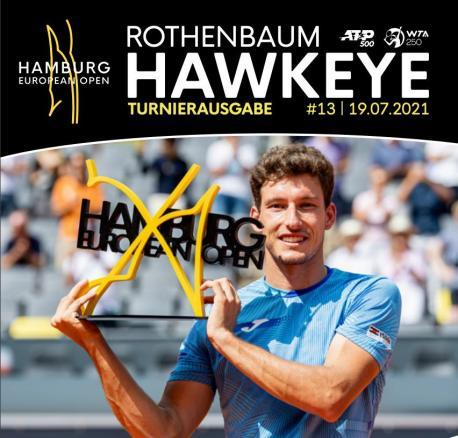Pablo Carreño ganador nel Hamburg European Open recortáu