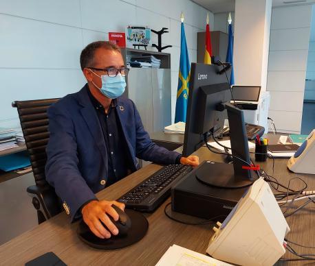 Pablo Ignacio Fernández Muñiz Conseyu Interterritorial del Sistema Nacional de Salud