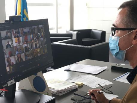 Pablo Ignacio Fernández Muñiz Conseyu Interterritorial del Sistema Nacional de Salud telemáticu