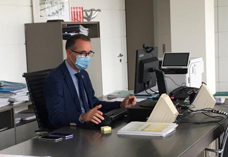 Pablo Ignacio Fernández Muñiz Conseyu Interterritorial del Sistema Nacional de Salud telemáticu del