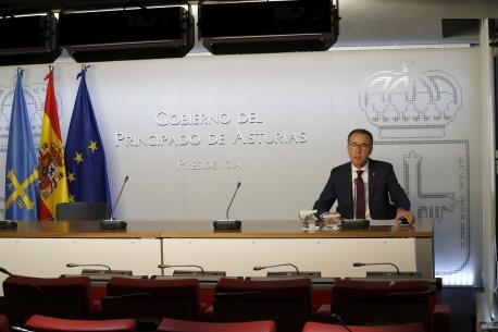Pablo Ignacio Fernández Muñiz situación COVID-19