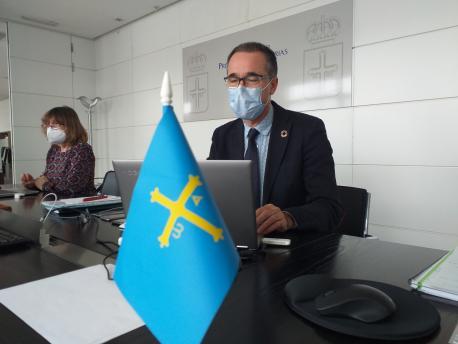 Pablo Ignacio Fernández Muñiz xunta Conseyu Interterritorial