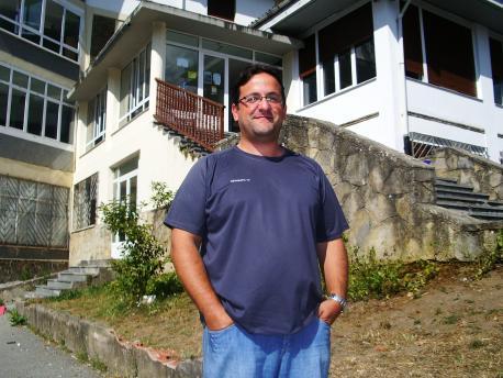 Pablo Rodríguez Medina na UABRA