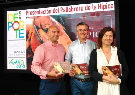 Xixón presenta'l 'Pallabreru de la Hípica'