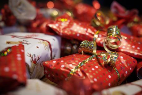 Paru regalos navidá