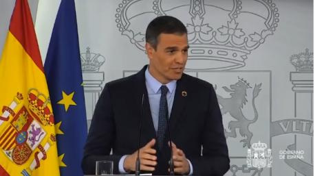 Pedro Sánchez estáu alarma autonomíes