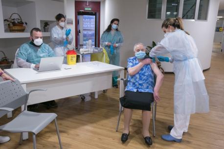 Pepita segunda dosis vacuna COVID-19