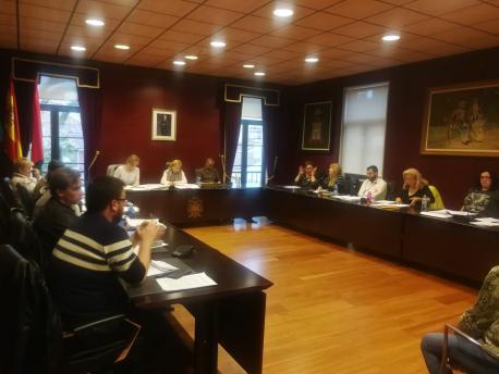 Plenu de Noreña 25 d'abril ordenanza asturianu