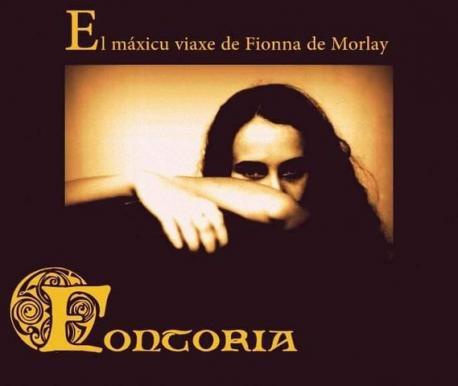 Portada 'El máxicu viaxe de Fionna de Morlay'