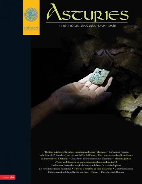 El númberu 38 de la revista 'Asturies' de la Fundación Belenos yá ta na cai