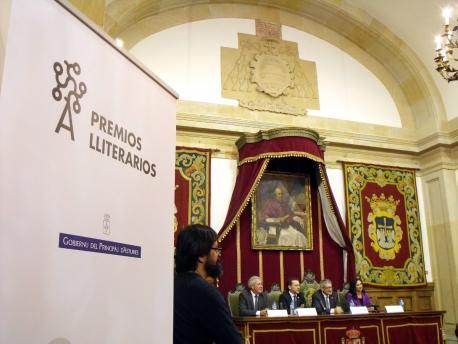 Premios Lliterarios 2016