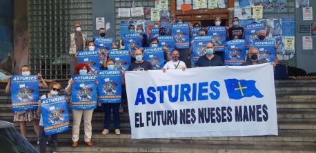 Presentación manifestación del Día de la Nación Asturiana 2021