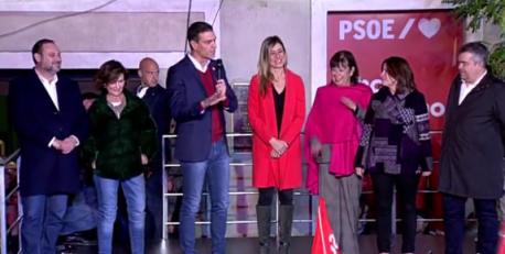 PSOE gana eleiciones 10-P