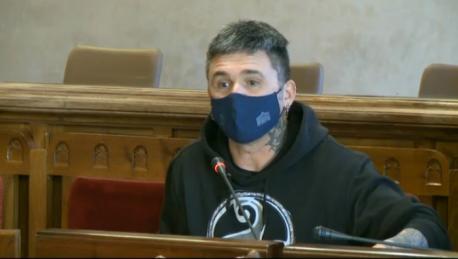 Rafael Palacios comparecencia informativa Piñán presupuestos