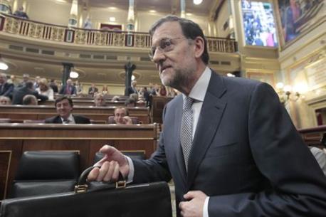 Rajoy dexa la política
