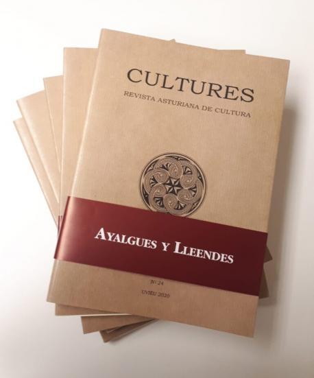 Revista 'Cultures' númberu 24