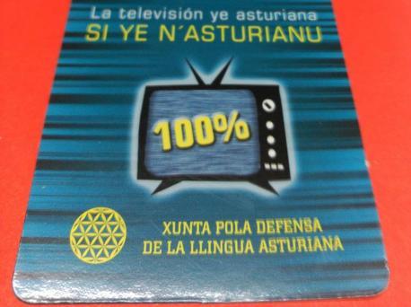 RTPA 100 por cien n'asturianu XDLA calendariu