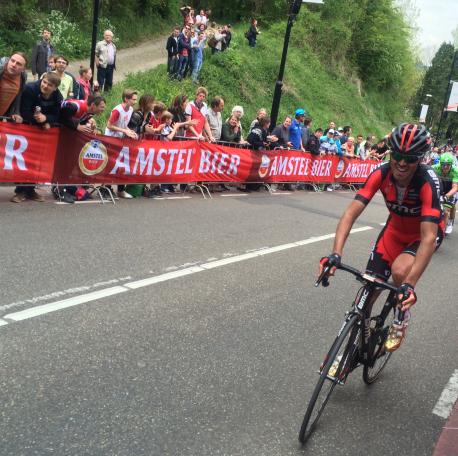 Samuel Sánchez da positivu y nun va salir a competir en La Vuelta