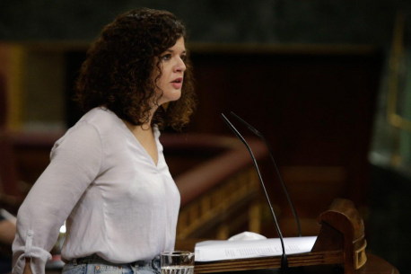 Sofía Fernández Castañón moción de censura Congresu
