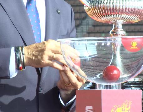 Sortéu primer ronda de Copa 2020-2021