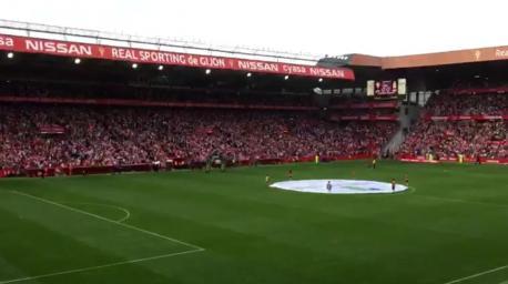 Sporting y Uviéu afronten el comienzu de la temporada con sensaciones diferentes