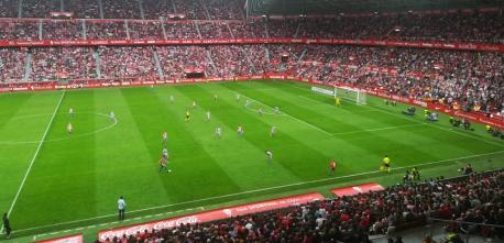 Sporting 1-2 Valladolid (10 de xunu del 2018)