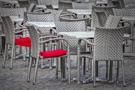 Terraza hostelería