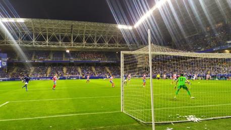 Uviéu 1-1 Sporting (9 d'ochobre del 2021)