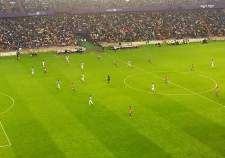 Valladolid 3-1 Sporting (7 de xunu del 2018) reducida