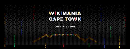 Wikimania 2018 Cape Town reducida