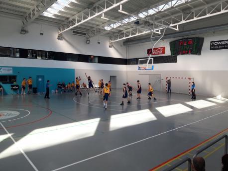 Xuegos Deportivos baloncestu