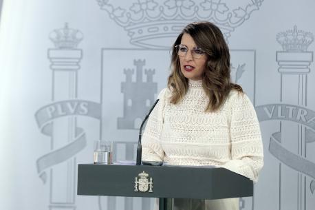 Yolanda Díaz Pérez