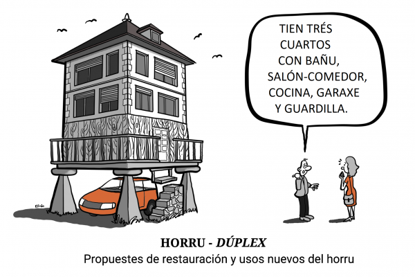 252 Horru-dúplex (1 d'agostu del 2021)