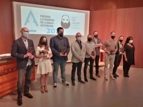 Gallardonaos Premios Lliterarios 2020