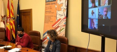 Presentación del II Salón Profesional del Libro ENDEI Norte