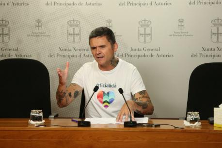 Rafael Palacios reforma del Estatutu d'Autonomía